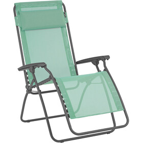 Lafuma Mobilier R Clip Camp Stool Batyline grey/turquoise